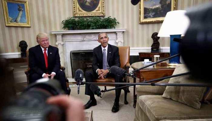 ट्रंप ने दिया आलोचना का जवाब, बराक ओबामा को कहा 'निहायती अयोग्य'