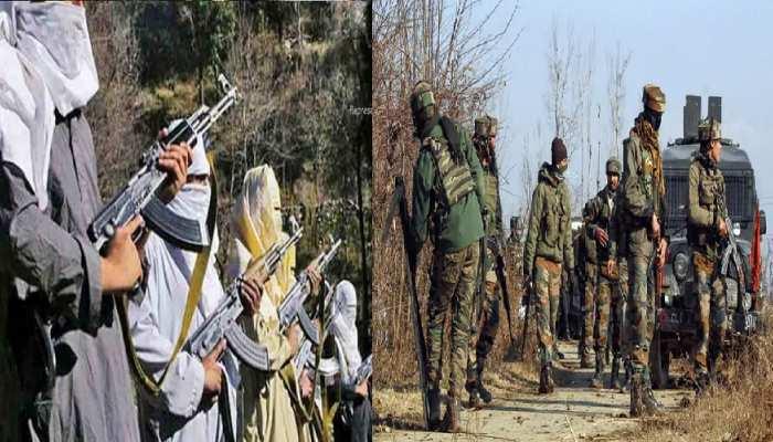 भारत में घुसपैठ करने की फिराक में 300 पाकिस्तानी आतंकवादी