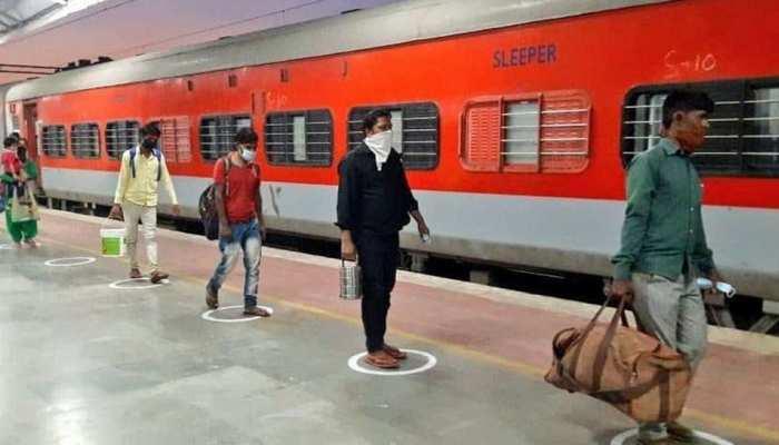 रेलवे ने संकट में फंसे इतने लाख प्रवासी मजदूरों को सुरक्षित पहुंचाया घर, मंत्रालय ने जारी किया रियल डाटा