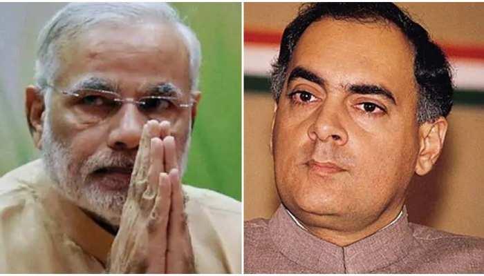 PM Modi ने पूर्व प्रधानमंत्री राजीव गांधी को दी श्रद्धांजलि, सोशल मीडिया पर लिखी ये बात