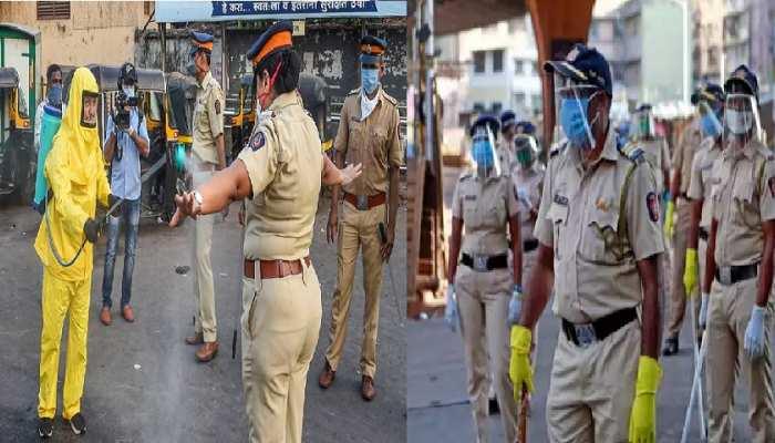 महाराष्ट्र में कोरोना वायरस से जंग लड़ते हुए 13 पुलिसकर्मियों ने गंवाई जान