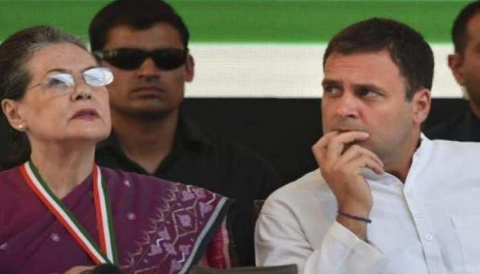 कर्नाटक में सोनिया गांधी पर FIR, कांग्रेस में हड़कंप