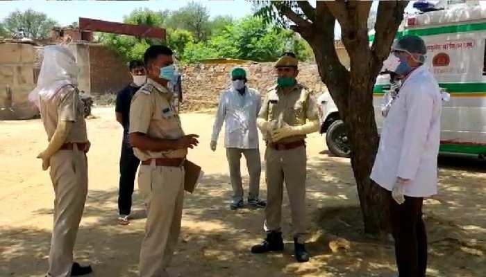 जयपुर: सामोद में बढ़ता कोरोना का ग्राफ, जेल से जमानत पर आया एक ओर कैदी निकला पॉजिटिव