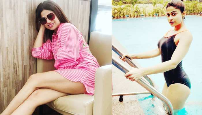This is how Shamita Shetty's 20-year journey in Bollywood, see viral pics