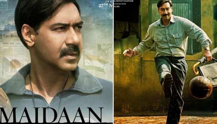 Ajay Devgn के फैंस के लिए बुरी खबर, अगली फिल्म 'Maidaan' की रिलीज इतने दिन टली
