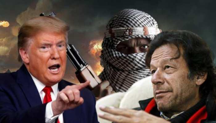 तालिबान और हक्कानी नेटवर्क की अब भी मदद कर रहा है PAK, अमेरिकी रिपोर्ट में खुलासा