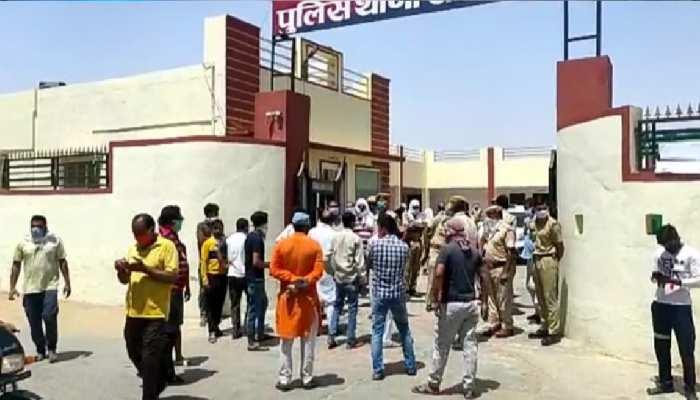 राजगढ़ SHO विष्णुदत्त विश्नोई ने की आत्महत्या, बेनीवाल ने CM से की वक्तव्य देने की मांग