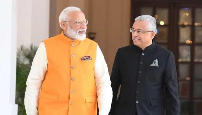 पीएम मोदी ने मॉरीशस के प्रधानमंत्री को इस बात के लिए दी बधाई, ट्वीट कर जताया आभार