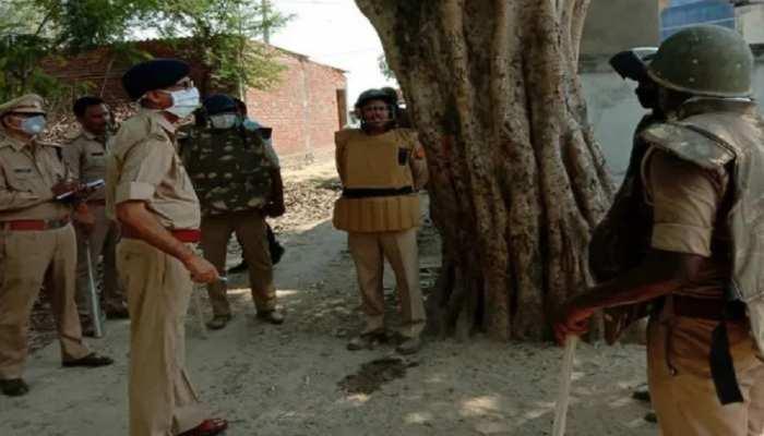 बहराइच: सामूहिक नमाज पढ़ने से रोकने गई पुलिस पर हमले के 8 आरोपी गिरफ्तार