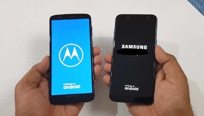 Motorola और Samsung में प्रतिस्पर्धा तेज, दोनों नई फोन की लॉन्चिंग पर जुटी