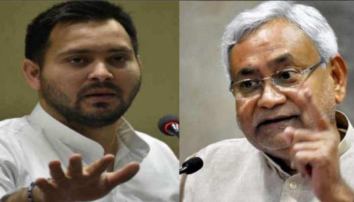 बिहार: घर में घुसकर 3 की हत्या, तेजस्वी ने नीतीश सरकार पर साधा निशाना