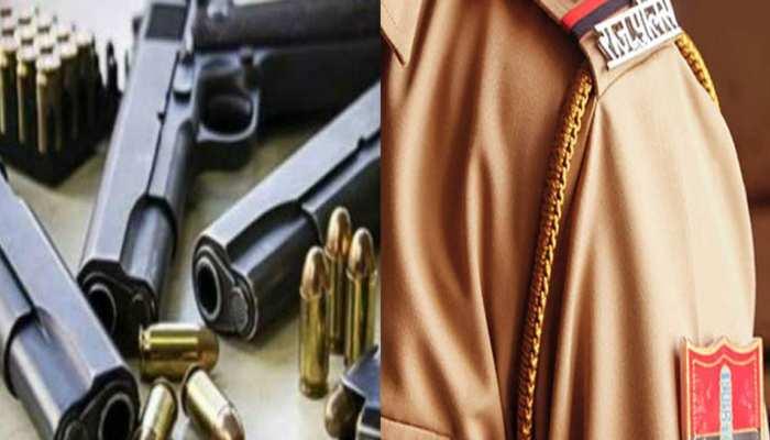 झुंझूनूं: मठ फायरिंग मामले में पुलिस ने बरामद किए हथियार, SP ने किया खुलासा