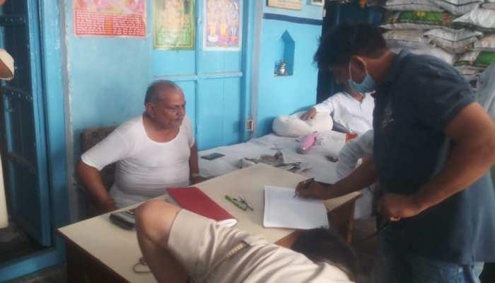 झुंझुनूं: सूरजगढ़ की अनाज मंडी में दिन दहाड़े व्यापारी पर फायरिंग और लूट