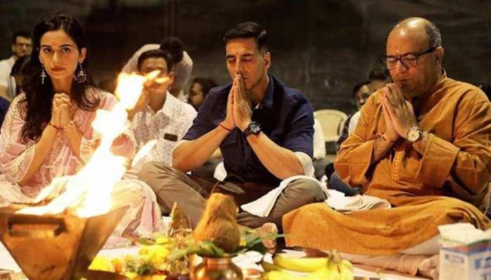 Akshay Kumar की फिल्म को लेकर आई बुरी खबर, Lockdown के कारण सेट हुआ ध्वस्त