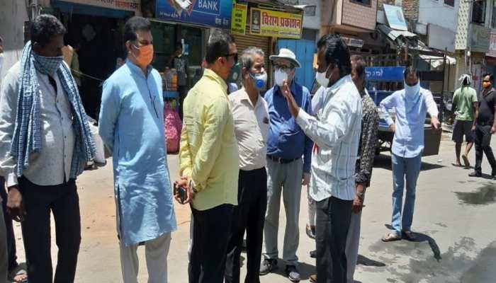 उदयपुर: मानसून पूर्व तैयारियों में जुटा नगर निगम, मेयर-कमिश्नर ने किया शहर का दौरा
