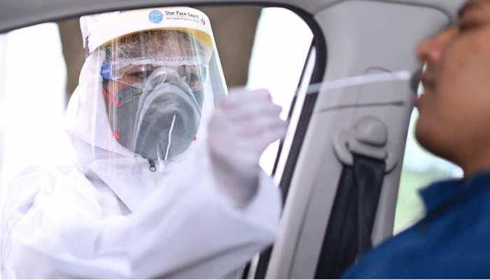 BHU में कोरोना जांच के लिए मेड इन इंडिया मशीन पहुंची, 1 से 2 घंटे में आ जाएगी टेस्ट रिपोर्ट