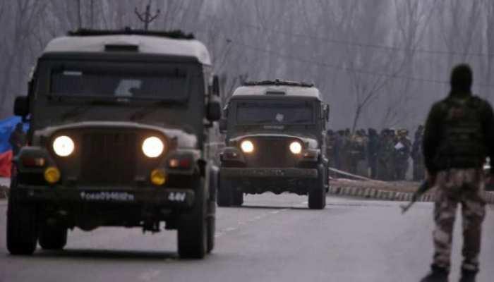 20 तालिबान आतंकी कश्मीर में कर सकते हैं हमला, PAK ने दी ट्रेनिंग