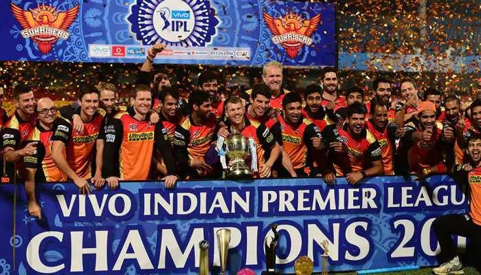 जब सनराइजर्स हैदराबाद ने पहली बार जीता था IPL खिताब, टूट गया था विराट कोहली का ख्वाब