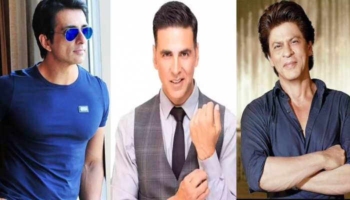 Sonu Sood, akshay kumar to these Bollywood stars played real hero in Corona Pandemic
