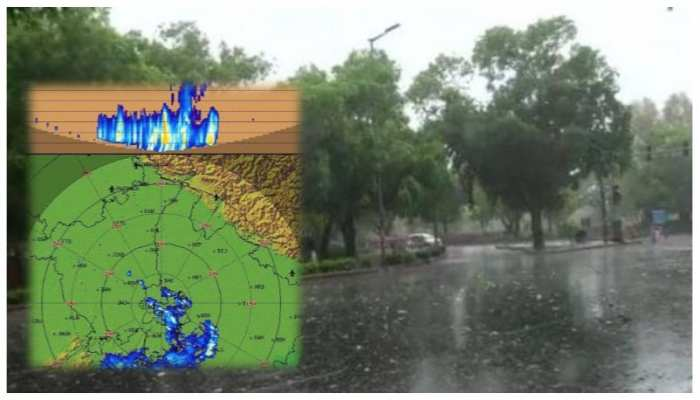 बारिश की बूंदों ने शांत की तपिश, 31 मई तक ऐसे ही झूमेंगे बदरा