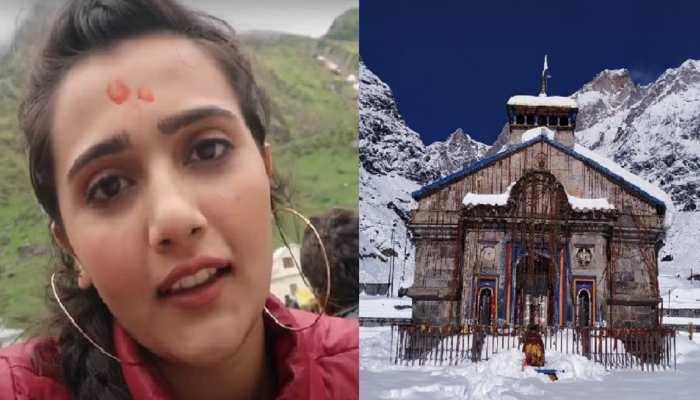 केदारनाथ धाम का VIDEO पोस्ट कर विवादों में घिरीं YouTuber रिवा मावी, जानिए पूरा मामला