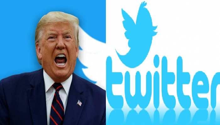 अमेरिकी राष्ट्रपति और ट्विटर में तकरार, ट्रम्प के ट्वीट पर फिर की कार्रवाई