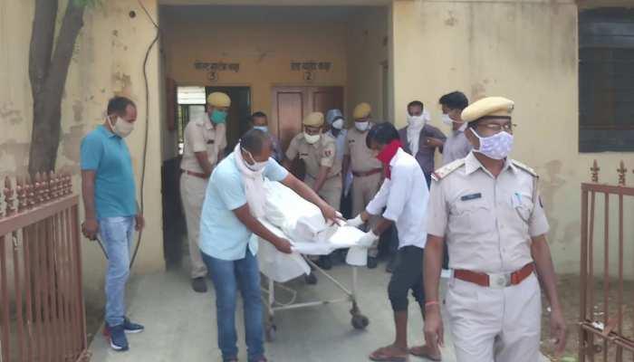 राजगढ़ SHO के बाद अब एक हेड कांस्टेबल ने की थाने में आत्महत्या, जांच शुरू