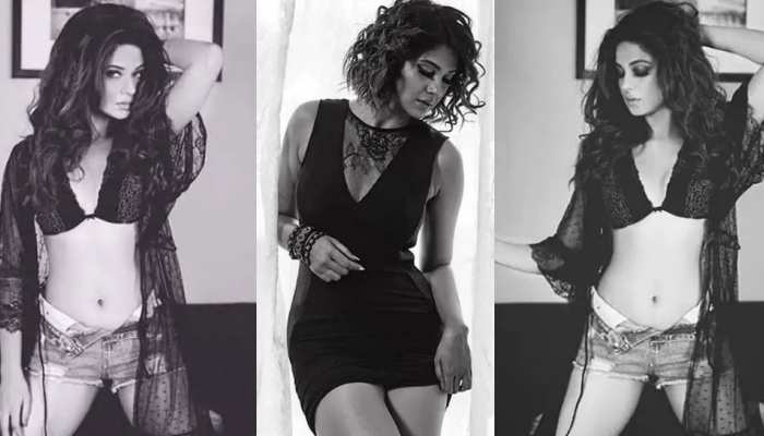 tv actress Jennifer Winget bold photos on her 35th birthday
