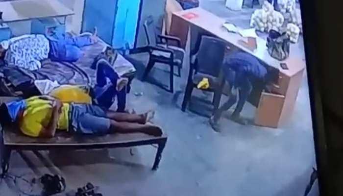 जयपुर: मुहाना मंडी के कारोबारियों में आक्रोश, प्रतिदिन हो रही हैं चोरी की घटनाएं