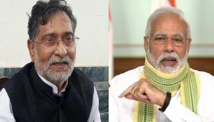 सपा नेता का मोदी सरकार पर वार, कहा- इन्होंने जनता के साथ सिर्फ झूठ और छलावा किया