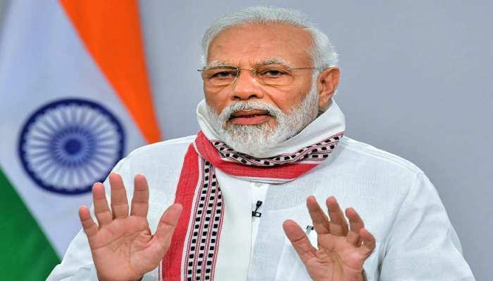 पीएम मोदी के मन की बात: कोरोना से जंग जीतेगा भारत लेकिन दो गज दूरी बहुत जरूरी