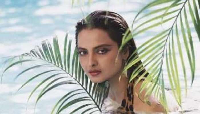 Is black magic secret of bollywood actress Rekhas timeless beauty Does she know witchcraft