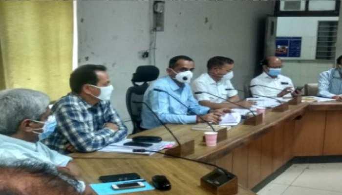 जयपुर की राजस्व सीमाओं में धारा 144 के तहत रात्रि 9 से प्रातः 5 बजे तक आवागमन निषेध