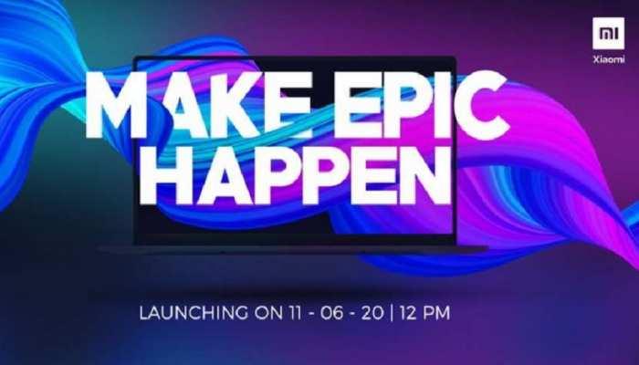 11 जून को लॉन्च होगा Xiaomi का लैपटॉप, रेडमी का भी बदलेगा नाम