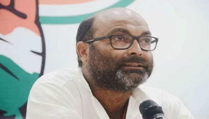 यूपी कांग्रेस ने अजय लल्लू की गिरफ्तारी पर योगी सरकार को घेरा, कहा 'हाईकोर्ट जाएगी कांग्रेस'