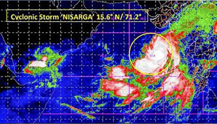 महाराष्ट्र, गुजरात में NDRF तैनात, दोपहर 1 बजे मुंबई पहुंचेगा Nisarga तूफान