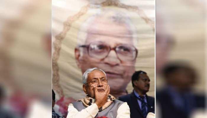 बिहार में आज मनाई जाएगी जॉर्ज फर्नांडिस की जयंती, नीतीश कुमार करेंगे प्रतिमा का अनावरण