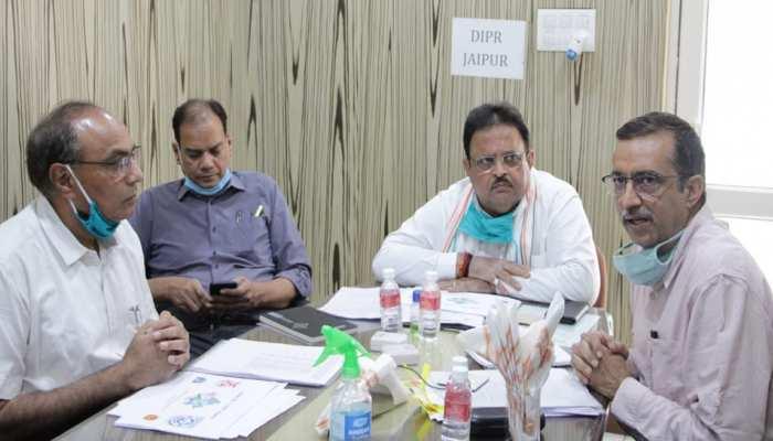 'निरोगी राजस्थान' अभियान में ब्रांड एंबेसेडर की भूमिका निभाएंगे 'स्वास्थ्य मित्र'