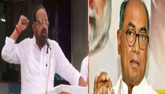 गोपाल भार्गव का कांग्रेस पर तंज, कहा- दिग्विजय बरैया का स्टेपनी की तरह कर रहे उपयोग