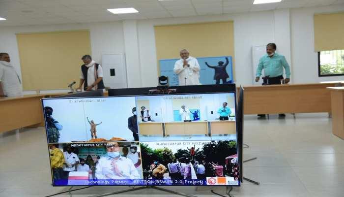 कोरोना संक्रमण की रोकथाम के लिए जनप्रतिनिधि लोगों को करें जागरूक: नीतीश कुमार