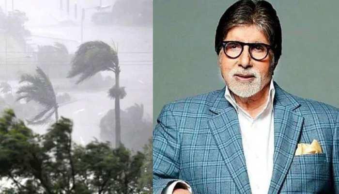 Amitabh Bachchan ने तूफान 'निसर्ग' के बारे में कही ऐसी बात, लोग बोल रहे- 'परम सत्य'