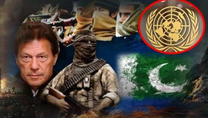 एक बार फिर बेनकाब हुआ पाक का आतंक चरित्र: UN की रिपोर्ट में बड़ा खुलासा
