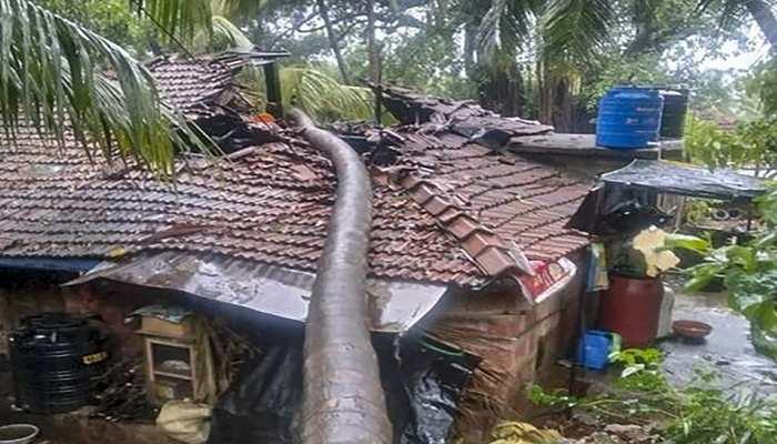 Cyclone Nisarga caused severe devastation in Maharashtra, see photos