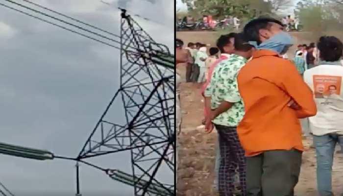 झाबुआ: बड़े भाई से मोबाइल को लेकर विवाद होने पर हाईटेंशन टावर पर चढ़ा युवक