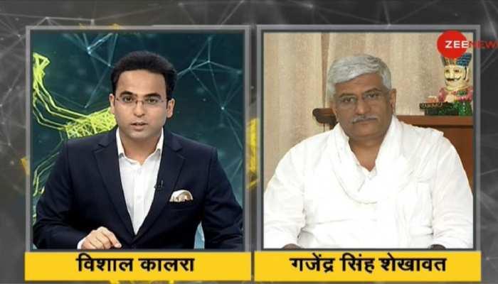 #IndiaKaDNA:पीएम मोदी आपदा में भी अवसर देखते हैं- गजेंद्र सिंह शेखावत