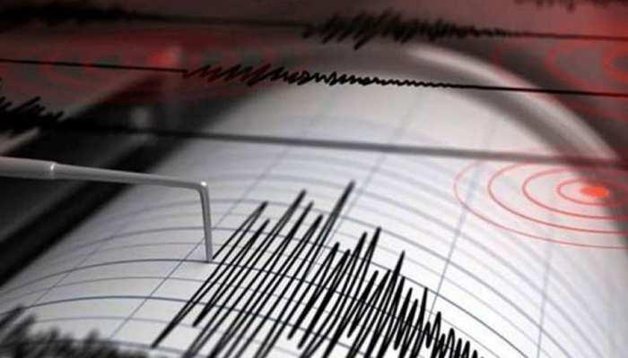 दिल्ली और आसपास के इलाकों में भूकंप के झटके, तीव्रता 2.1 रही