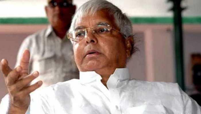 लालू ने नीतीश पर किया हमला, तो JDU ने RJD चीफ को बताया आधुनिक राजनीति का 'धृतराष्ट्र'