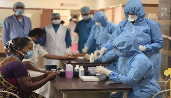 Covid-19: राजस्थान में सोमवार को 6 मौतें दर्ज, मरीजों की संख्या पहुंची 10,886