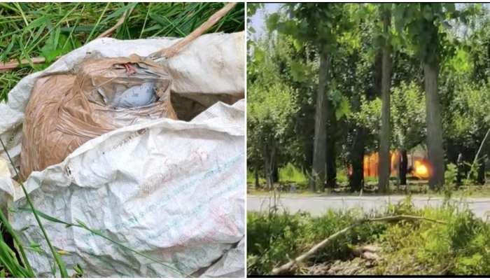 सुरक्षाबलों की मुस्तैदी के कारण टला बड़ा हादसा, बारामूला-हंदवाड़ा हाइवे पर मिला बम