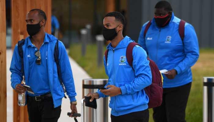 कोरोना वायरस के बाद पहली बार होगी टेस्ट सीरीज, वेस्टइंडीज टीम इस देश में पहुंची